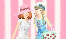 Rosie and rachel