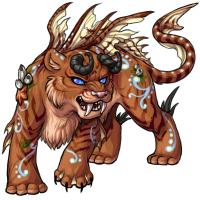Tigrean hydrus