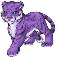 Tigrean lilac