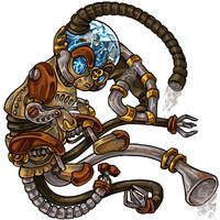 Kora steamwork