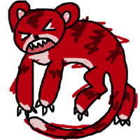 Tigrean scribble