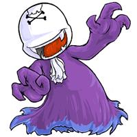 Ghostly lilac