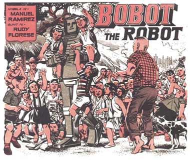 Bobot comic