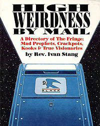 High Weirdness by Mail cover