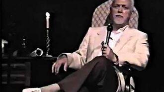 Robert Anton Wilson - The Vatican Cocaine CIA connection