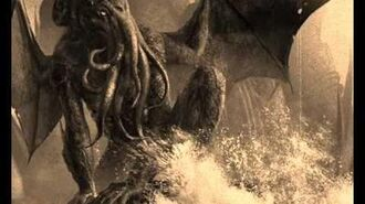Call of Cthulhu HP Lovecraft - Audio Book - With Words Closed Captions