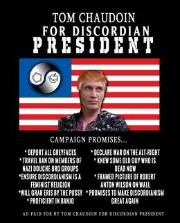 Tom-chaudoin-discordian-presidential-flier