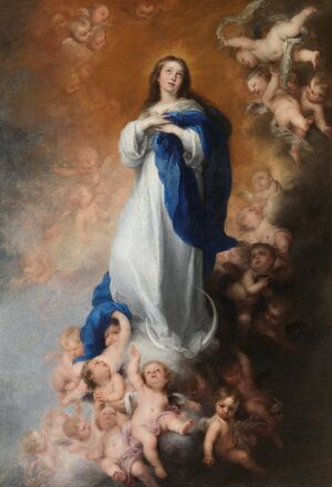 Murillo immaculate conception1