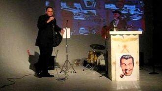 20101009 2005 - NYC - SubGenius GFY Devival - Pope Black saves Lon Milo Duquette (2m9s)