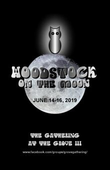 Woodstock on the moon