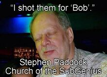 Stephen paddock subgenius