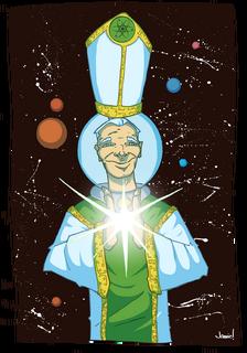 Space pope by slackin jimmy