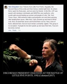Tom-chaudoin-battle-for-little-five-points-colorized