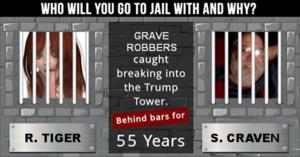 Tiger craven jail