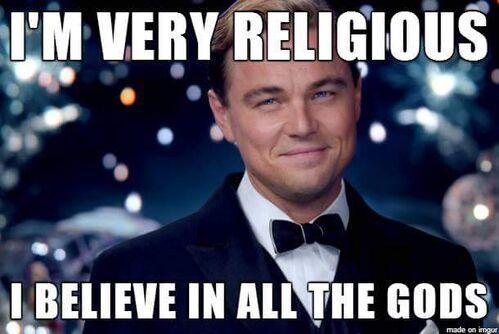 I'm Very Religious