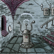 Watercolor outward portal
