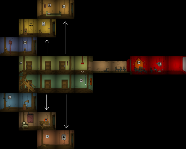 Memory bank map flfhd