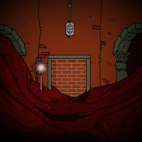 Brick door sub10