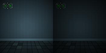 Corridor darkens