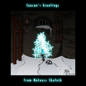 Seasons greetings 2010