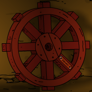 Gzb wheel of dharma