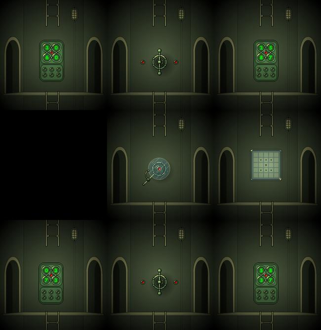 Level 3 map