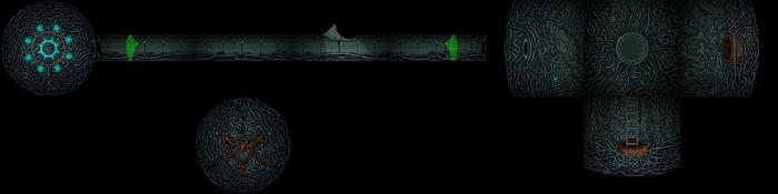 OII map interior
