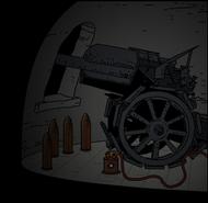 Artillery main