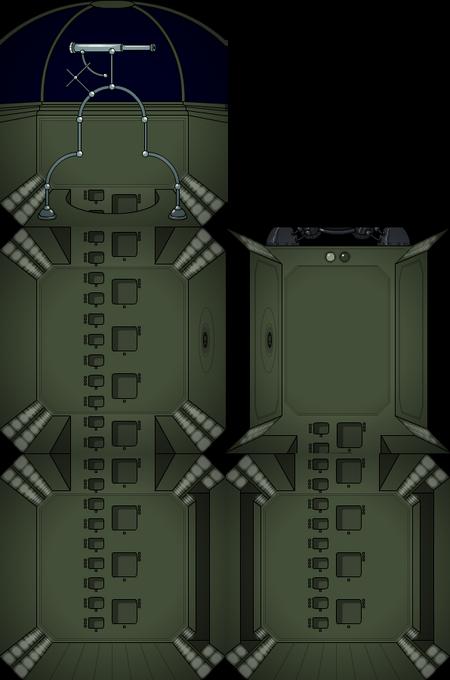 Sub6 turret chain map