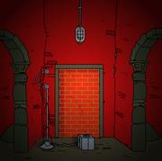 Brick Door