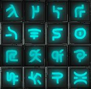 Runes four square