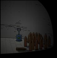 Artillery bullet