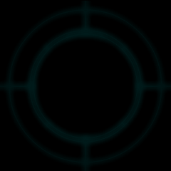 View through disabled fourth scope.