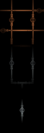Pipe intro map