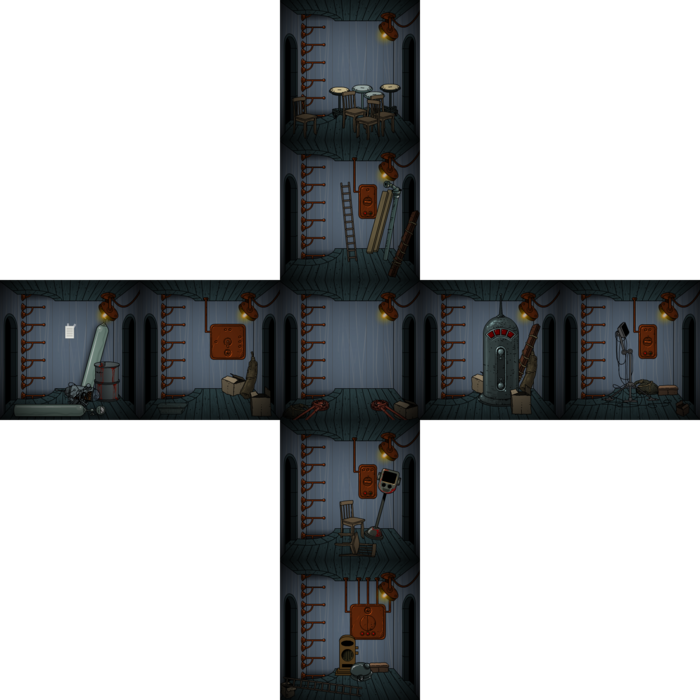 Storage unit 33 3 map