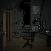 Door control room