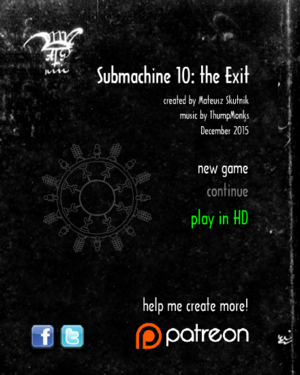 Submachine 10
