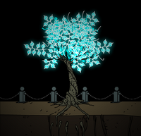 Glowing tree - Submachine 7