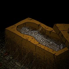 Murtaugh's corpse in Submachine 9.