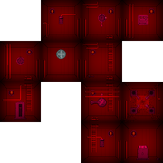 Infernal basement map