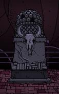 IOI Dionysus statue