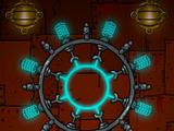 Karma portal stand