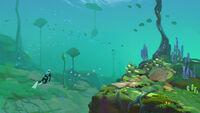 Lily pad islands 04
