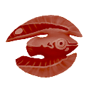 Cured Feather Fish (Red) Icon