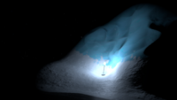 Methane Ice Caves Biome