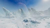 Arctic Spires Biome