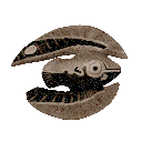 Cooked Feather Fish (Red) Icon