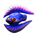 Feather Fish Icon