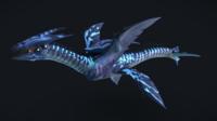 Ice Dragon WIP