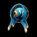 Blue Trivalve Egg Icon